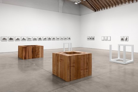 Bernd and Hilla Becher, Carl Andre, Sol LeWitt, Bernd and Hilla Becher: In Dialogue with Carl Andre and Sol LeWitt, Paula Cooper Gallery