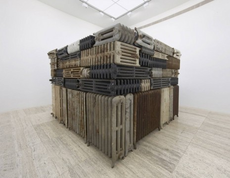 Bharti Kher, The hot winds that blow from the West, Hauser & Wirth