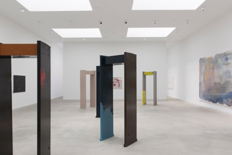 Reena Spaulings, The Male Gates, Matthew Marks Gallery