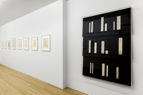 Paul Bonet, Drawings for Bookbindings , Galerie Buchholz