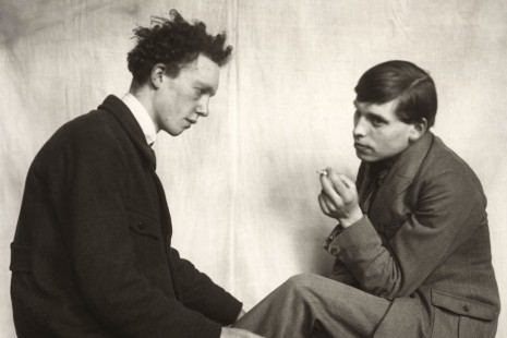 August Sander, Men Without Masks, Hauser & Wirth