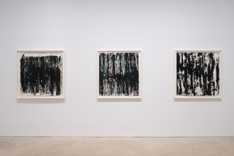 Richard Serra, Drawings, David Zwirner