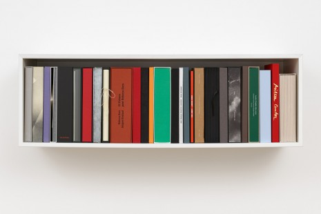 Adel Abdessemed, Adonis, Etel Adnan, Artemisia, Robert Barry, Barbara Bloom..., ARTISTS BOOKS EDITIONS, Galerie Max Hetzler