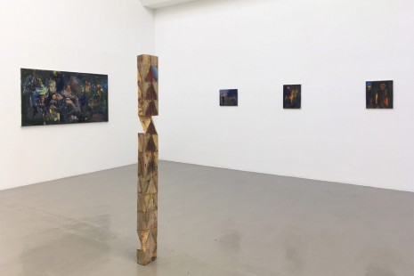Simon Cantemir Hausì, Self-Cartography, Galerie Barbara Thumm
