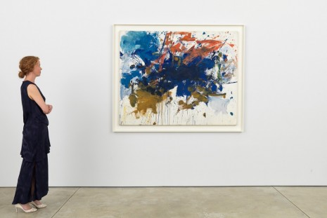 Joan Mitchell, Paintings from the Middle of the Last Century, 1953–1962, Cheim & Read