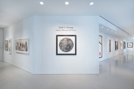 Charles White, Benny Andrews, Richmond Barthé, Romare Bearden, John Biggers..., Truth & Beauty: Charles White and His Circle, Michael Rosenfeld Gallery