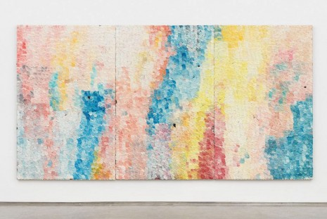 Dashiell Manley, sometimes we circle the sun, Marianne Boesky Gallery