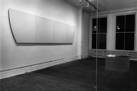 Group show, 50 Years: An Anniversary, Paula Cooper Gallery