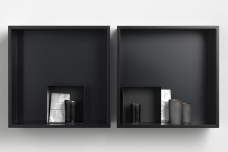 Edmund de Waal, the poems of our climate, Gagosian