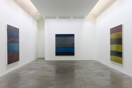 Sean Scully, THE LAND / THE LNE, Kerlin Gallery
