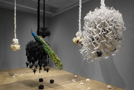 Petah Coyne, Having Gone I Will Return, Galerie Lelong & Co.