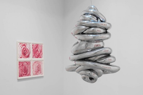 Louise Bourgeois, Spiral, Cheim & Read