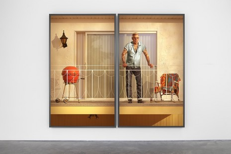 Rodney Graham, Central Questions of Philosophy, Lisson Gallery