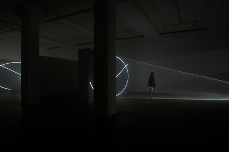 Anthony McCall, Split Second, Sean Kelly