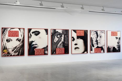 Chantal Akerman, Marie Angelotti, Lutz Bacher, Barbara Kruger, Josephine Pryde..., SWINGERS, Greene Naftali