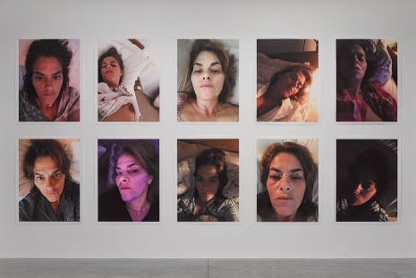 Tracey Emin, A Fortnight of Tears, White Cube