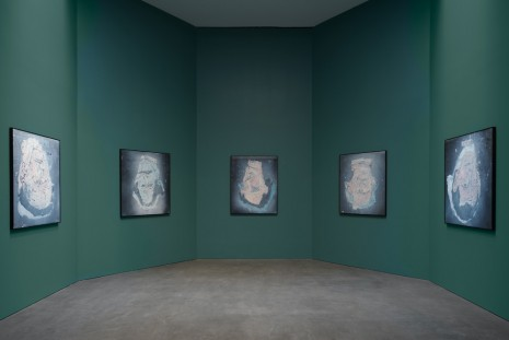 Georg Baselitz, Devotion, Gagosian