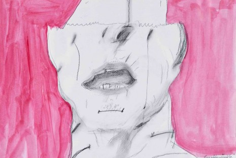 Maria Lassnig, Augensprache. Works on Paper 1974 – 2013, Capitain Petzel