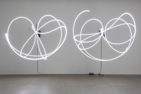 Leonor Antunes, Olafur Eliasson, Cerith Wyn Evans, Jospeh Grigely..., That Which is Not Drawn, Marian Goodman Gallery