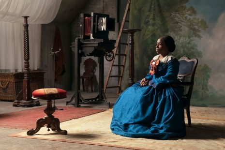 Isaac Julien, Lessons of the Hour—Frederick Douglass, Metro Pictures