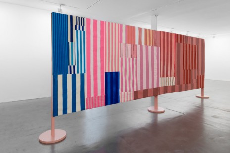 Tal R, Pink Road Through Forest, VNH Gallery