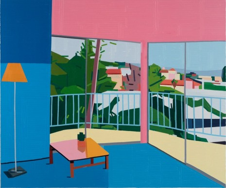 Guy Yanai, The Conformist, Praz-Delavallade