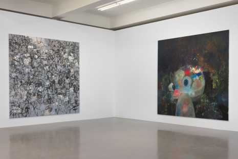 George Condo, What​s The Point?, Sprüth Magers