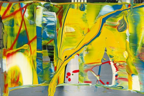 Gerhard Richter, Overpainted Photographs, Gagosian