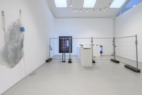Navid Nuur, When doubt turns into destiny, Galerie Max Hetzler