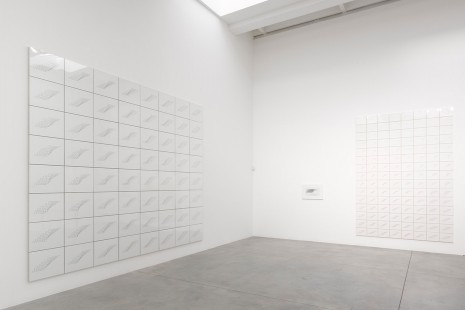 Channa Horwitz, Rules of the Game, Lisson Gallery