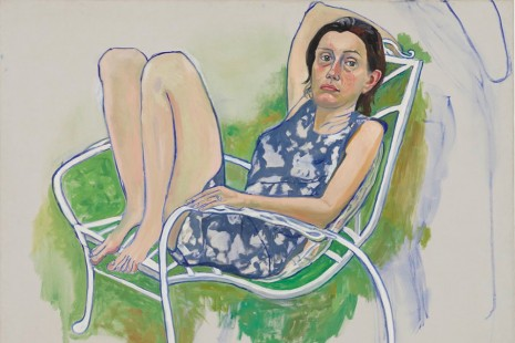 Alice Neel, Late Portraits & Still Lifes, David Zwirner