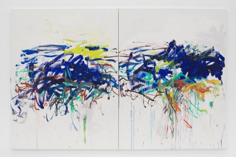 Joan Mitchell, I carry my landscapes around with me, David Zwirner