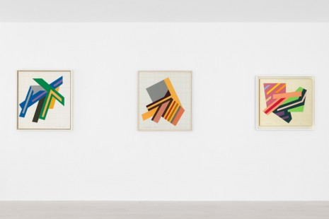 Frank Stella, Polish Village Sketches, 1970 - 1974, Mignoni