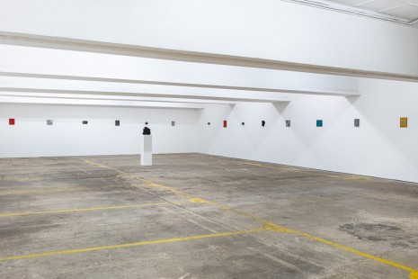 Johannes Wohnseifer , POLAROIDS, ALUMINIUM PAINTINGS AND ALL THE SCULPTURES OF A YEAR, König Galerie
