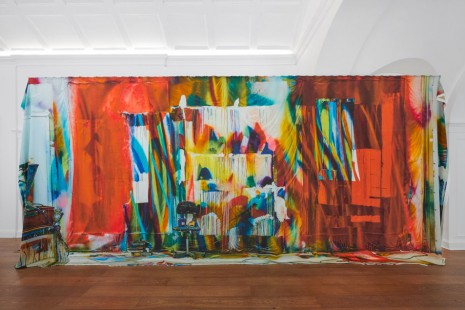 Etel Adnan, Emma Amos, Janine Antoni, Amelia Barratt, Alvaro Barrington..., Artists I Steal From, Galerie Thaddaeus Ropac
