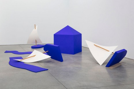 Group show, PAINTING/SCULPTURE, Marianne Boesky Gallery