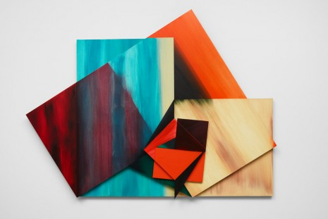 Polly Apfelbaum, Lynda Benglis, Sadie Benning, Roy Colmer, Matt Connors..., Painters Reply: Experimental Painting in the 1970s and now, Lisson Gallery