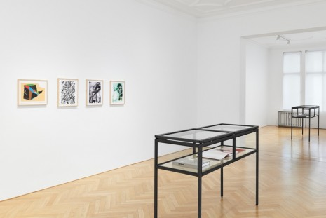 Group show, Jeff Elrod and Boris Mikhailov, TWO ARTIST BOOKS, Galerie Max Hetzler