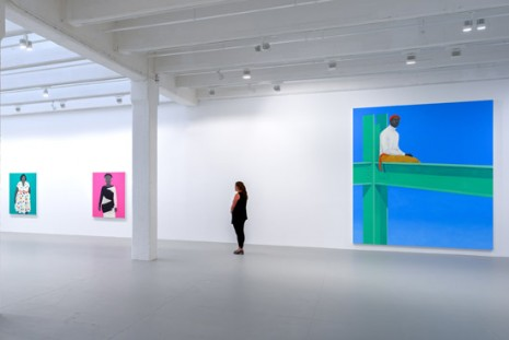 Amy Sherald, the heart of the matter..., Hauser & Wirth