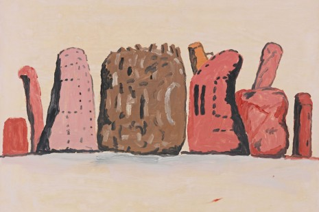 Philip Guston, Resilience: Philip Guston in 1971, Hauser & Wirth